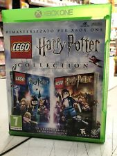 LEGO Harry Potter Collection Remastered Ita XBox One USATO GARANTITO