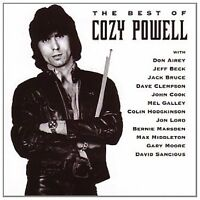 Cozy Powell - The Best Of Cozy Powell [CD]