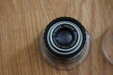 Bargain Camera Lense, 'Paler Anastigmet' in case.