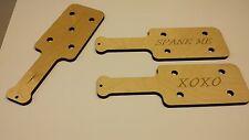 Personalized Wood PADDLE - Wood Decor - Wall Art - Gag joke gift - spanking