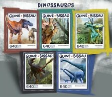 GUINEA-BISSAU Dinosaurs S2017-12