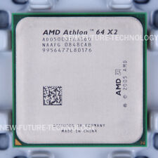ADO5000IAA5DO - AMD Athlon 64 X2 5000+ 2.6 GHz CPU Socket AM2 US free shipping