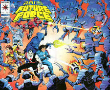 VALIANT RAI AND THE FUTURE FORCE #1 COMIC ETERNAL WARRIOR MAGNUS ROBOT FIGHTER