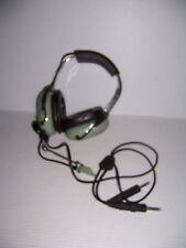 David Clark Company Inc Model H3330 Airplane Headphone Aviation Headset with Mic