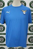 Maglia calcio LAZIO TG L shirt trikot camiseta maillot jersey