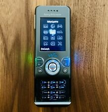 Sony Ericsson Sony Ericcson Walkman W580i - Gray (Unlocked) Cellular