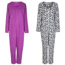 Marks and Spencer Full Length Fleece Nightwear for Women