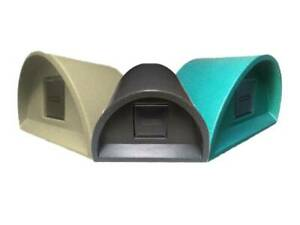 WATERPROOF CAT HOUSE WITH FLAP FROM £64.00 OUTDOOR CAT SHELTER / KENNEL CAT BED