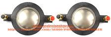 2PCS  diaphragm For Mackie 1701 for 0025666 SA-1521 SR-1522 S-215 S-225 Speake