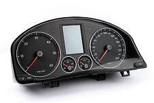 ORIGINALE VW GOLF 5 V 1k JETTA Tachimetro Strumento Combinato 1k0920874b SPEEDOMETER