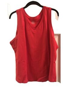 athletic works 22/24 Tank Top Red