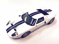 FORD GT40 1:43 - DIECAST MODEL CAR  COLLECTION - SPORT CARS IXO