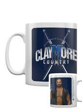 WWE Drew McIntyre Claymore Country Coffee Mug White