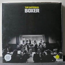 NATIONAL 'Boxer' Ltd. Edition Yellow Vinyl LP NEW/SEALED