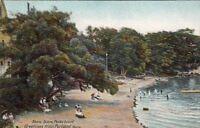 Postcard Shore Scene Peaks Island Greetings Portland ME