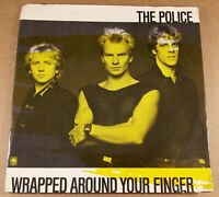 """The Police : Wrapped Around Your Finger : Vintage 7"""" Single from 1983"""
