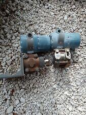 Rosemount Pressure Transmitter 0 - 300 psi 1151gp5e22b7m1d6l4 1151gp7e22b7m1d6l4