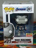 Marvel Avengers War Machine JBHI-FI Exclusive #461 Pop Bobble-Head Aus Seller