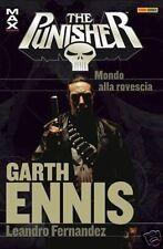 THE PUNISHER - GARTH ENNIS COLLECTION: MONDO ALLA ROVESCIA (Panini Comics, 2012)