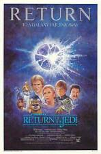 Star Wars Return Of The Jedi Original One Vintage Rolled Movie Poster 27x41 wow!