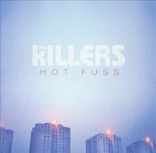 Hot Fuss by The Killers (US) (CD, Jun-2004, Island (Label))