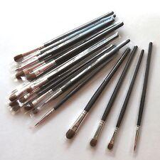 20 Pcs Eye Shadow Makeup Brushes Eyes Full Size Pro Make Up Brush New Good Gift