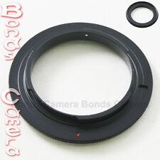 55 mm 55 mm Macro Reverse LENS MOUNT ADAPTER RING PER NIKON F Fotocamera DF D750 D810