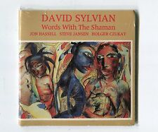 David Sylvian SEALED (!) 3-INCH-cd-maxi WORDS WITH THE SHAMAN © 1988 UK-3-track