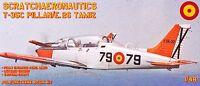 ENAER T-35 PILLAN/E.26 TAMIZ. RESINA 1/48
