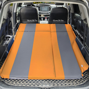 Inflatable Car Mattress SUV Back Seat Travel Bed Car Air Cushion 2021