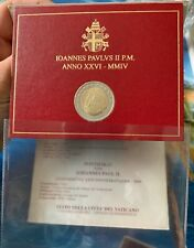 Pièce commémorative 75 ans Vatican