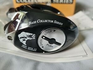 TICA CS100H Largemouth Bass Collector Series Bait Caster Reel New Never Used