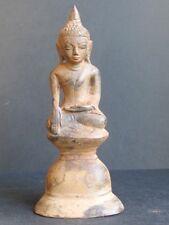 Bouddha Shan en Bronze de BIRMANIE