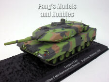 Leopard 2A5 German Main Battle Tank 1/72 Scale Diecast Model by Altaya