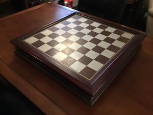 RARE DANBURY MINT PEWTER DR. WHO CHESS SET - PERFECT & UNUSED