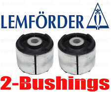 Set of 2 OEM Lemforder Rear Trailing Arm Bushing E46 E36 E83 X3 NEW