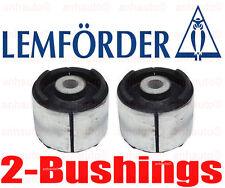 Set of 2 OEM Lemforder Rear Trailing Arm Bushing E46 E36 E83 X3 NEW