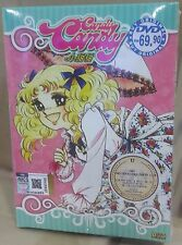 DVD CANDY CANDY Chapter 1-115 end Romance comedy Anime Complete Boxset