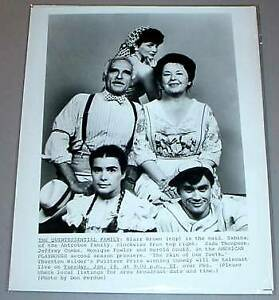 SKIN OF OUR TEETH - PBS American Playhouse Photo
