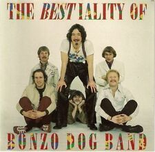 THE BESTIALITY OF THE BONZO DOG BAND<>CD ~