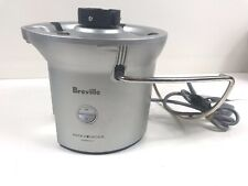 Breville BJE200XL Compact Juice Fountain Juicer Extractor ~ Motor Base Only