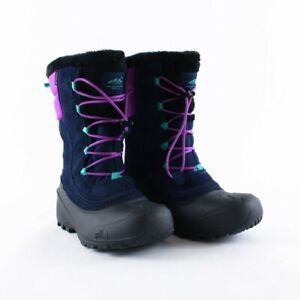 The North Face Youth Girls Size 4 Boots Heat Seeker Waterproof