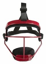 Rip-It Defense Pro Softball Fielder's Mask (Scarlet, Youth)