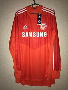 Chelsea Goalkeeper football shirt 2014 - 2015 Adidas NEW Jersey