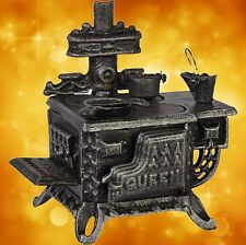 Kochmaschine Puppenküchen Stövchen Teelichthalter Geschenk in Vintage Ästhetik
