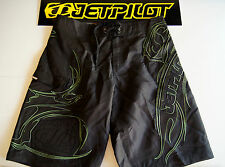 "JETPILOT Brand New ""UNFORGIVEABLE"" BOARDSHORTS Size 34"