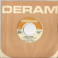 45 Tours PROCOL HARUM 1967 A Whiter Shade Of Pale