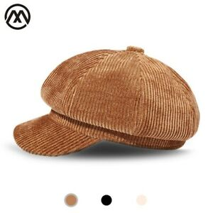 New girl's hat autumn and winter woman's hat beret high quality brand soft hat w