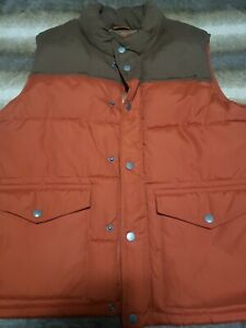 Old Navy Puffer Vest Size Large