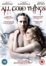 All Good Things [DVD], in Good Condition, Ryan Gosling, Kirsten Dunst, Frank Lan
